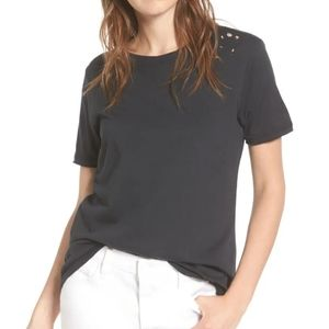 Prince Peter Collection Distressed Crew Tee